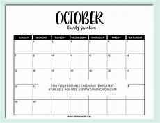 Free Calendar Templates For Word Free Printable Fully Editable 2017 Calendar Templates In
