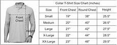 L Shirt Size Chart India Buy White Plain Collar Polo T Shirt For Men Online Xtees Com