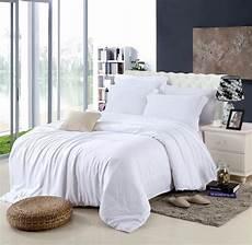 king size luxury white bedding set duvet cover