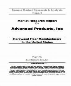 Research Report Example 9 Research Report Formats Free Sample Example Format