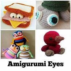 amigurumi eyes 5 types of amigurumi for your cuddly creation