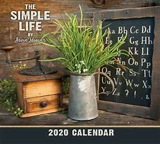 Billy 2020 Wall Calendar Primitive Rustic Farmhouse Details About The Simple 2020 Wall Calendar By Irvin