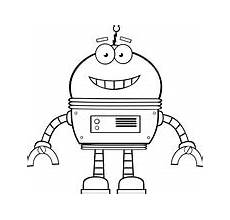Supercoloring Robot Robots Coloring Pages Free Coloring Pages