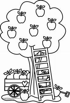 apple coloring pages fotolip