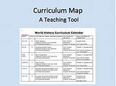 Curriculum Guide Template 43 Best Images About Curriculum Mapping On Pinterest