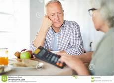 Calculating Expenses Calculating Expenses Stock Image Image Of Kitchen