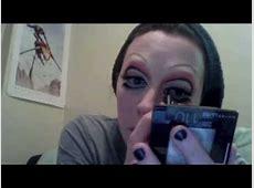 Bianca Del Rio Drag Queen Makeup Tutorial   YouTube