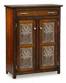 amish pie safe wheat in door panels kitchen pantry