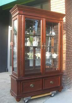 uhuru furniture collectibles sold mirrored curio