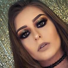 cor da maquiagem dos olhos pin de ashlin bailey em makeup maquiagem olhos brilho