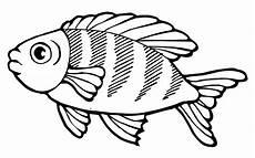 Fische Zeichnen Malvorlagen Print And Educative Fish Coloring Pages