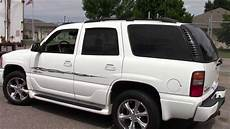 2002 Yukon Denali Lights 2002 Gmc Yukon Denali Awd Youtube