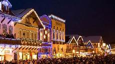 Leavenworth Lighting Leavenworth Christmas Lighting Festival Canceled This Year