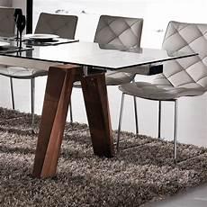 tavoli in vetro e acciaio albenga tavolo da pranzo allungabile in legno massello