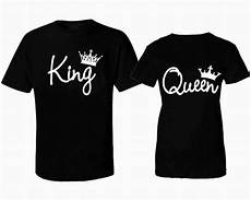 Couple T Shirt Love Design New Design Couple T Shirt King And Queen Love Matching