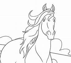 ausmalbilder mit pferden kostenlos part 2