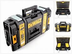 Werkzeug Organizer Koffer dewalt 1 70 321 ds 150 tough box werkzeug koffer