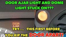 2006 F150 Dome Light Stays On Door Ajar Dome Light Stuck On Annoying Try This Easy