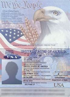 Us Passport Photo Template Image Result For Blank Passport Passport Template