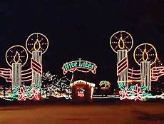 Michigan International Speedway Lights Popular Holiday Lights Show Moving To Michigan