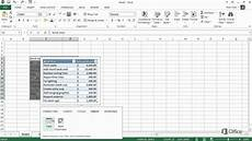 Excel Checklist Template 2013 Microsoft Excel 2013 Create Your First Excel 2013