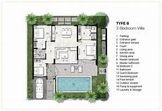 Floor Plan Of A Villa Trichada Villas Specifications Quality Master And Villa