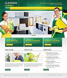 Cleaning Company Services Offered 10 Attractive Services Website Templates Tonytemplates Blog
