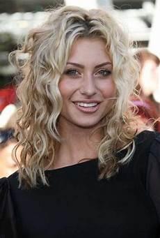 curly hairstyle for medium hair wavy haircut 35 medium length curly hair styles hairstyles haircuts