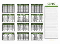 Planning Calendar Template 2015 2015 Calendar Blank Printable Calendar Template In Pdf
