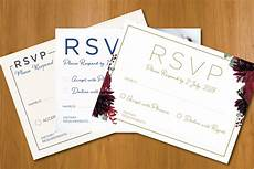 Rsvp Cars Rsvp Cards Pack Newprint Hrg Print And Sign Solutions