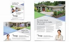 Real Estate Advertising Words Realtor Flyer Amp Ad Template Design