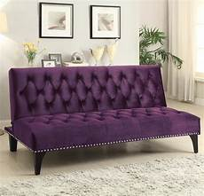 sofa beds and futons transitional sofa bed with velvet