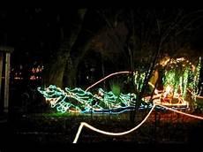 Cajun Village Christmas Lights Cajun Night Before Christmas Youtube