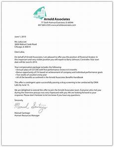 Negotiating A Job Offer Sample Letter Selling U Negotiating To Win For Your Job Offer
