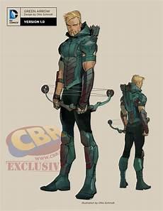 Arrow Costume Designer Dc Unveils Quot Rebirth Quot Designs For Green Arrow Supergirl