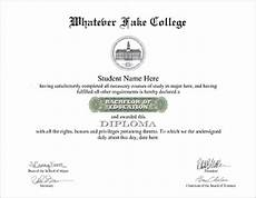 Fake Bachelor Degree Template Fake College Degrees Ba Bba Bed Bn Bs Aa As