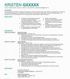 Objective For Resume Retail Retail Associate Objectives Resume Objective Livecareer