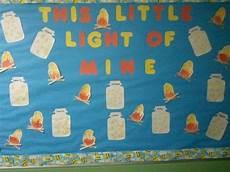 Light Theme Preschool Preschool Summer Themed Board Quot This Little Light Of Mine