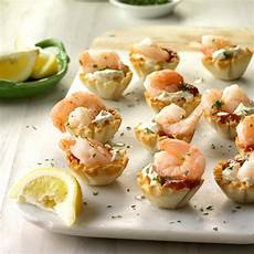 appetizers seafood shrimp tartlets recipe taste of home
