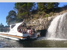 Darryl's Dinner cruise Bay of Islands, Paihia to Haruru falls
