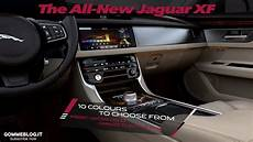 Jaguar Xe Interior Mood Lighting The All New Jaguar Xf Interior Design Youtube