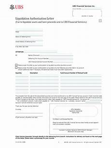 Sample Liquidation Form Liquidation Letter Sample Fill Online Printable