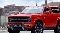 Pictures Of The 2020 Ford Bronco by 2020 Ford Bronco Everytihing We