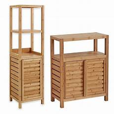 Bamboo Bath Furniture Bed Bath Beyond No Tools Bamboo Bathroom Furniture Collection Bed