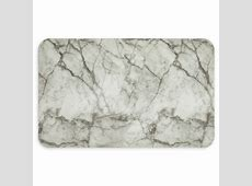 Mohawk Home® Marble Lux Ultra Cushion Kitchen Mat in Grey/White   Bed Bath & Beyond