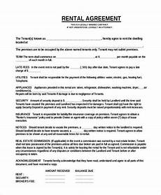 Free Downloadable Lease Agreement Free Word Pdf Format Download Free Amp Premium Templates