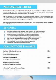 Resume In Australia Professional Australian Resume Template Cv Template