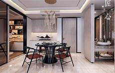 dining room ideas for apartments two modern interiors inspired by traditional decor