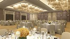 hotel ballrooms make for luxury wedding venues in china