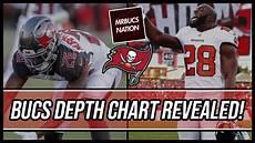 Tampa Bay Buccaneers Depth Chart 2012 Tampa Bay Buccaneers Bucs Depth Chart Revealed Youtube